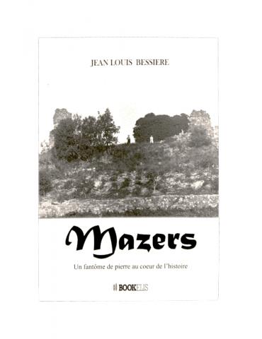 """Livre """"Mazers - Un fantôme..."""