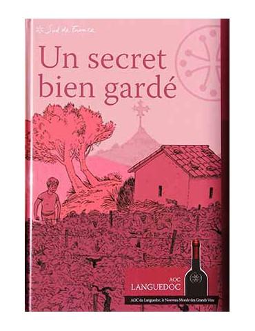 """Livre """"Un secret bien gardé"""""""