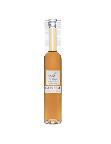 Vin de Liqueur - Cartagène - La renarde à Pattes Noires - La Fontesole - Les Vignerons de Fontès