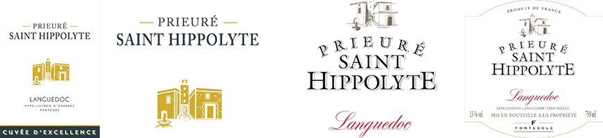 Prieuré St Hippolyte - Vins du Languedoc  - rouge, blanc, rosé