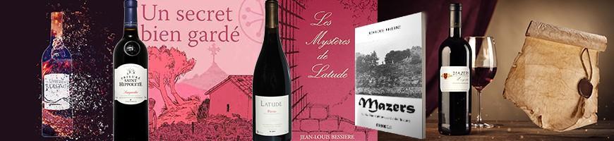 Livres Mazers, Livres Latude, Vin AOP du Languedoc, Vin AOP Pézenas